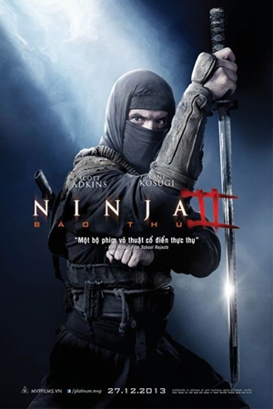 Ninja II Shadow of a Tear