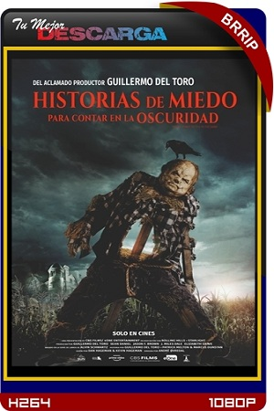 Scary Stories to Tell in the Dark [2019] [BRrip~1080p] [Dual]