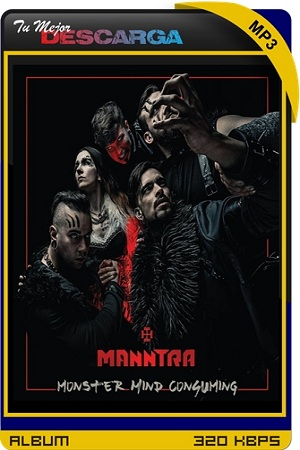 Manntra - Monster Mind Consuming [2021] [320kbps]
