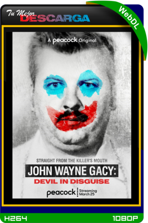 John Wayne Gacy - Devil in Disguise (Miniserie de TV) (2021) [03/06] WEB-DL 1080p SUB [1F-UP]