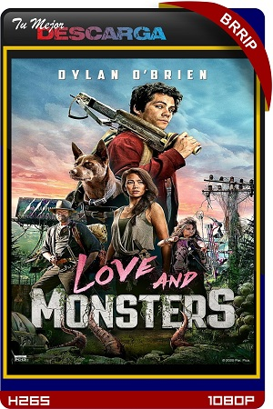Love and Monsters (2020) [BRrip~1080p] [x265] [Trial]