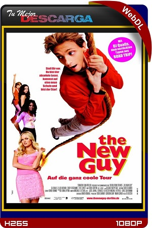 The New Guy [2002] [WEB-DL~1080p] [x265] [Dual]