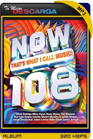 V.A. - Now That's What I Call Music! 108 (2CD) (2021) [320kbps]