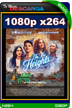 In the Heights (2021) WEB-DL 1080p x264 Dual [UB-UC]