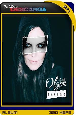 Anette Olzon - Strong (2021) [320kbps]