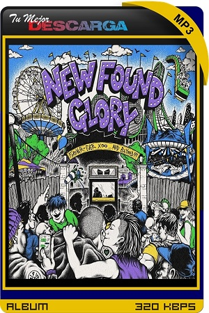 New Found Glory - Forever And Ever x Infinity...And Beyond!!! (EP) (2021) [320kbps]