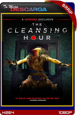 The Cleansing Hour (2019) [BRrip~1080p] [x264] [Dual]