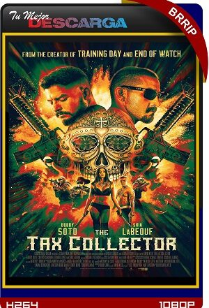 The Tax Collector (2020) [BRrip~1080p] [x264] [Dual]