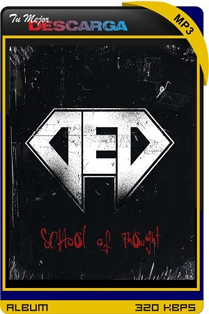 DED - School Of Thought (2021) [320kbps]