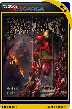 Cradle of Filth - Existence Is Futile (2021) [320kbps]